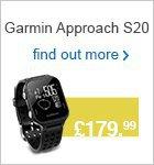 Garmin S20 - Special Offer